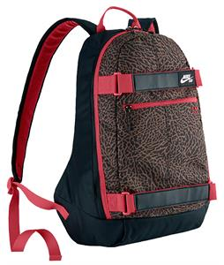Nike SB Embarca Medium Backpack Black/Laser Crimson/White