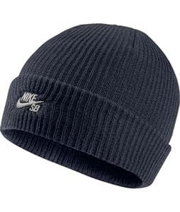 Nike SB Fisherman Beanie Obsidian/Light Bone