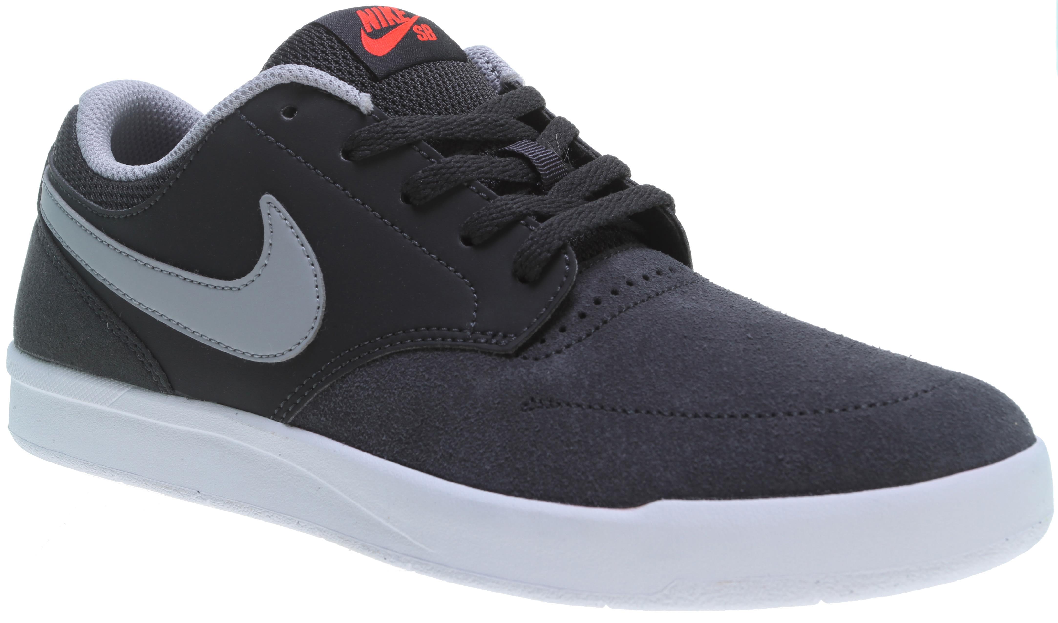 Nike skate shoes youth - Nike Sb Fokus Gs Skate Shoes Thumbnail 2