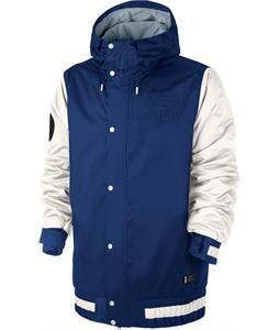 Nike SB Hazed Snowboard Jacket Deep Royal Blue/Ivory/Magnet Grey/Deep Royal Blue