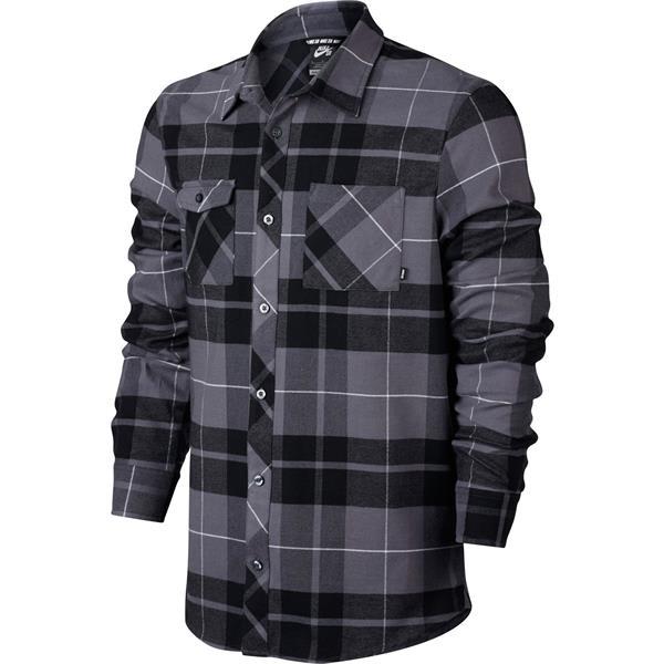 Nike SB Holgate Plaid Woven Flannel