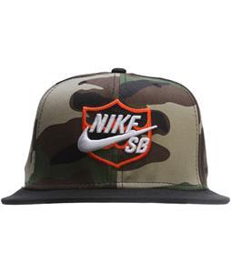 Nike Sb Icon Cap Camo Print