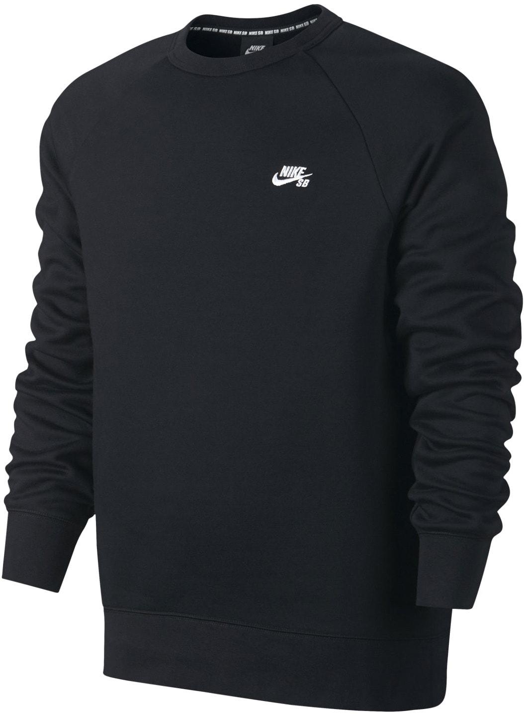 Nike SB Icon Crew Sweatshirt nk3icc04bw16zz-nike-sweatshirts