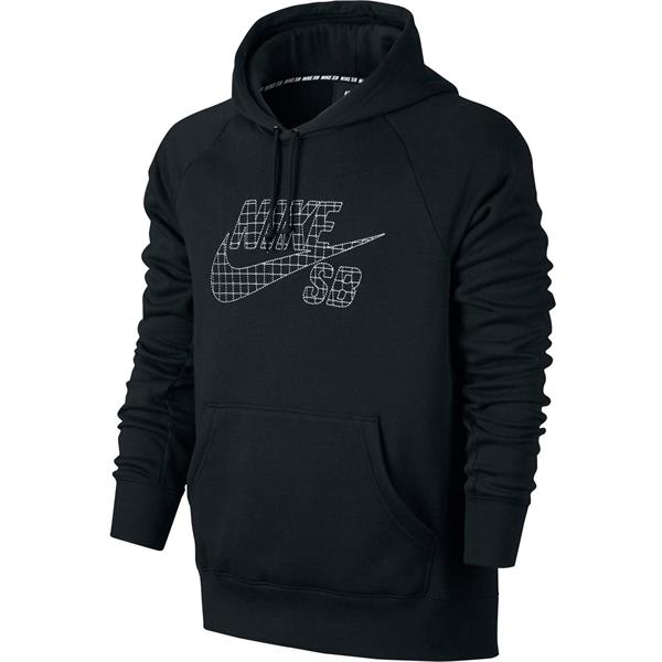 Nike SB Icon Grid Fill PO Hoodie