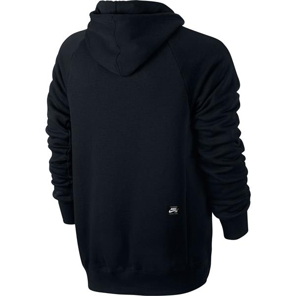 nike sb icon reflective pullover hoodie thumbnail 2. Black Bedroom Furniture Sets. Home Design Ideas