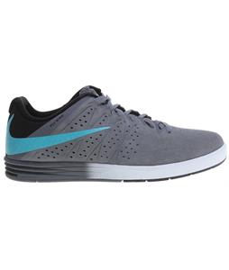 Nike Sb Paul Rodriguez CTD Shoes Cool Grey/Black/Dusty Cactus