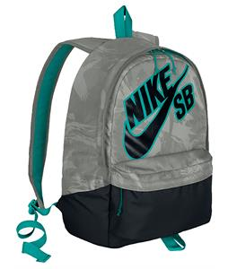 Nike SB Piedmont Backpack Med Base Grey/Turbo Green/Black