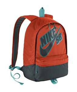 Nike SB Piedmont Backpack Team Orange/Dusty Cactus/Seaweed 26L
