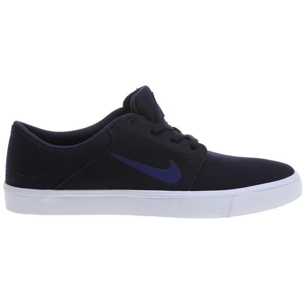 Nike SB Portmore Canvas Skate Shoes