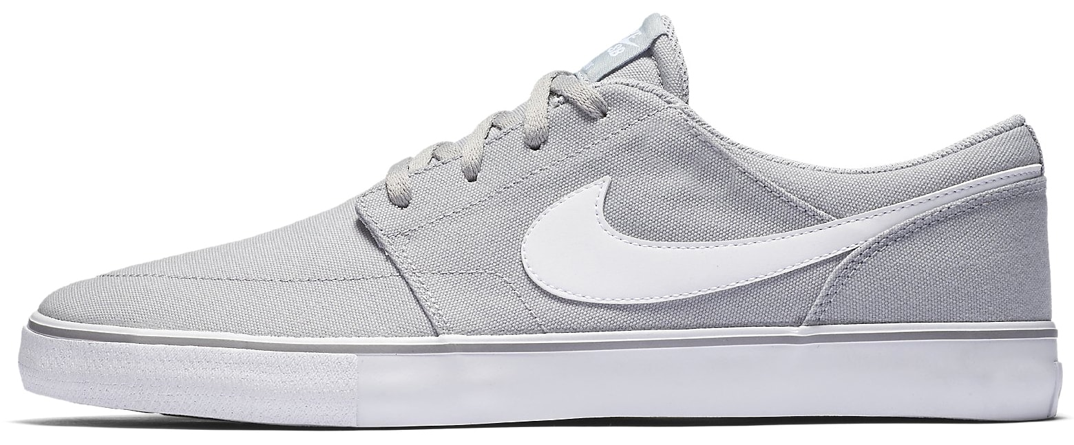 nike sb portmore ii solarsoft canvas skate shoes 2019. Black Bedroom Furniture Sets. Home Design Ideas