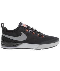 Nike SB Project BA R/R Shield Shoes Black/Hyper Crimson/Reflect Silver
