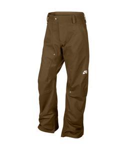 Nike SB Ruskin Snowboard Pants Umber/Tuscan Rust/Ivory