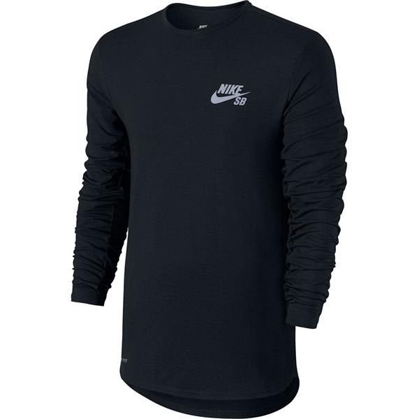 Nike SB Skyline Dri-Fit Cool L/S Crew Sweatshirt