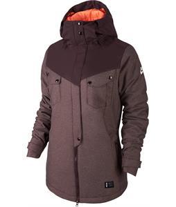 Nike SB Soho Snowboard Jacket Deep Burgundy/Deep Burgundy/Ivory