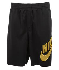 Nike SB Sunday Dri-Fit Shorts Black/Varsity Maize