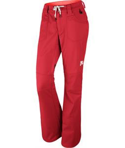 Nike SB Willowbrook Snowboard Pants Action Red/Bright Mango/Lt Magnet Grey/Ivory
