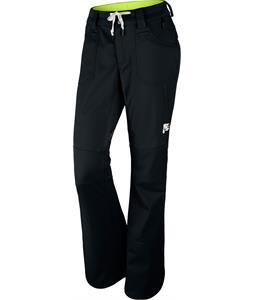 Nike SB Willowbrook Snowboard Pants Black/Volt/Lt Magnet Grey/Ivory