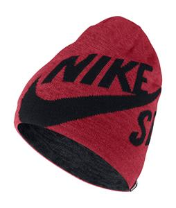 Nike SB Wrap Beanie Gym Red/Black/Black