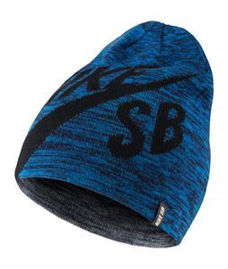 Nike SB Wrap Beanie Photo Blue/Obsidian/Black