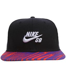 Nike SB Zebra Cap Black