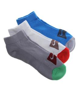 Nike Skate Dri-Fit Ankle 3Pk Socks
