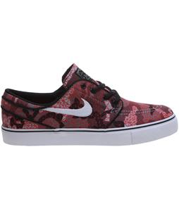 Nike Stefan Janoski Premium Canvas (GS) Skate Shoes