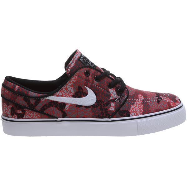 Nike Stefan Janoski Premium Canvas (GS) Skate Shoes