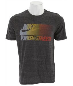 Nike The Streets Triblend T-Shirt Black