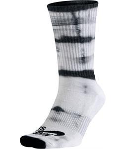 Nike Tye Dye Dri-Fit Skate Crew Socks