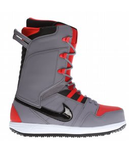 Nike Vapen Snowboard Boots Charcoal/Black-Challenge Red-White