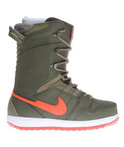 Nike Vapen Snowboard Boots Cargo Khaki/Bright Crimson-Med Olive