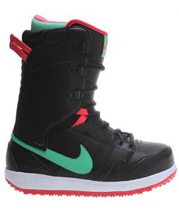 Nike Vapen Snowboard Boots Black/Fusion Red/White/Gamma Green