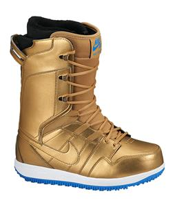 Nike Vapen Snowboard Boots Metallic Gold/White/Lt Photo Blue/Metallic Gold