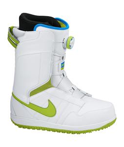 Nike Vapen X BOA Snowboard Boots White/Photo Blue/Fierce Green