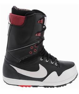Nike Zoom Dk Snowboard Boots Black/Sail-Team Red-Light Bone