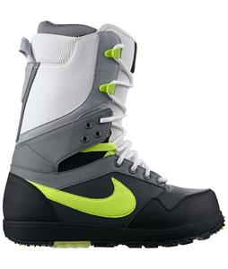 Nike Zoom DK Snowboard Boots Black/Anthracite/Cool Grey/Volt