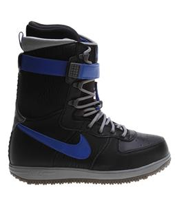 Nike Zoom Force 1 Snowboard Boots Black/Dark Grey/Medium Grey/Varsity Royal
