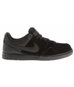 Nike Zoom Mogan 2 Skate Shoes Black/Black/Black