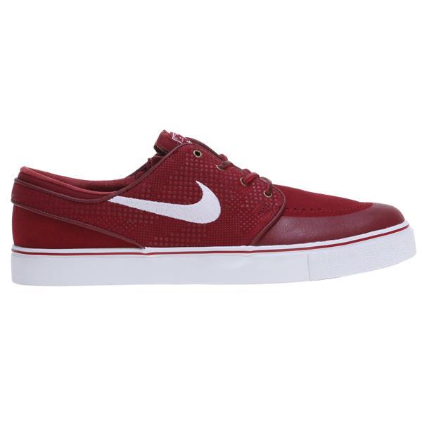 Nike Zoom Stefan Janoski Premium SE Skate Shoes