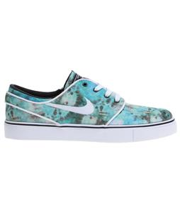 Nike Zoom Stefan Janoski PR QS Shoes Turbo Green/Bright Citron/White