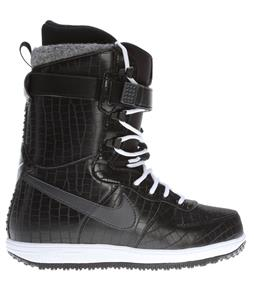 Nike Zoom Force 1 Snowboard Boots Black/Anthracite-White