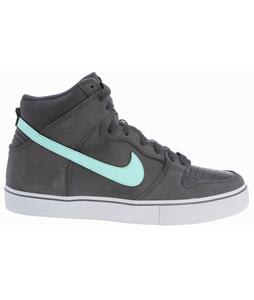 Nike Dunk High Lr Skate Shoes Anthracite/Neutral Grey/Medium Mint