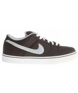 Nike Dunk Low LR Skate Shoes Canvas/Black