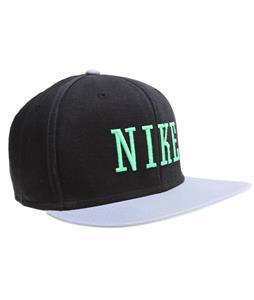 Nike Graphic Snap Back Cap Black/Wolf Grey/Poison Green/Poison Green