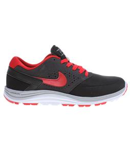 Nike Lunar Rod Skate Shoes Black/Anthracite/University Red