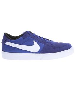 Nike Mavrk Skate Shoes Deep Royal Blue/Hyper Red/White