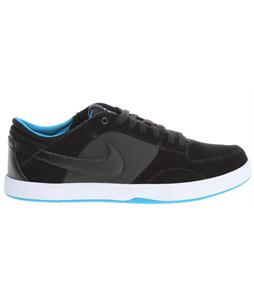 Nike Mavrk 3 Skate Shoes Black/Neo Turq