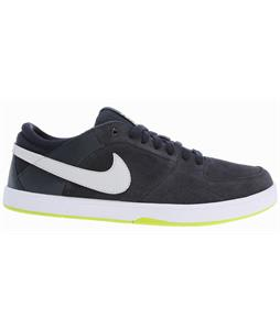 Nike Mavrk 3 Skate Shoes Dark Obsidian/White/Atomic Green/Light Bone