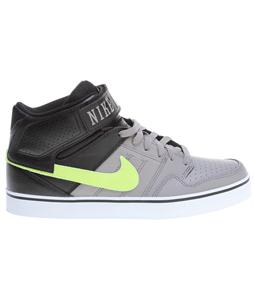Nike Mogan Mid 2 SE Skate Shoes Sport Grey/Black/Volt
