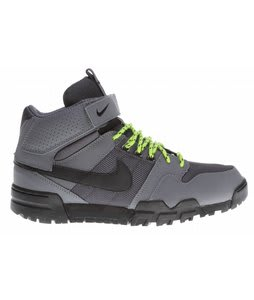 Nike  Mogan Mid 2 Oms Shoes Dark Grey/Atomic Green/Anthracite/Black